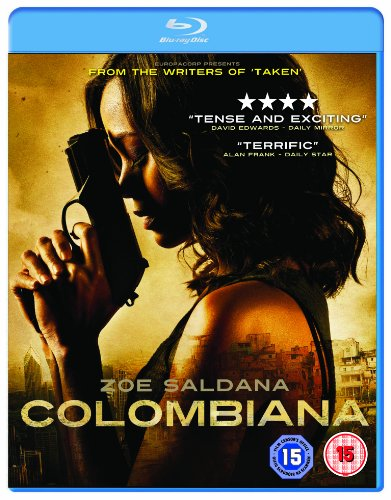 Коломбиана / Colombiana (2011) BDRip