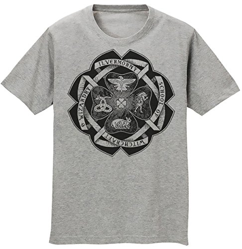 Fantastic Beasts And Where To Find Them School Logo Men's T-shirt Extra Large