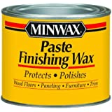 Minwax 78500 Regular Finishing Wax, 1-Pound
