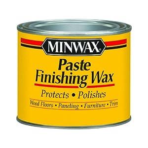 Minwax 78600 Special Dark Paste Finishing Wax