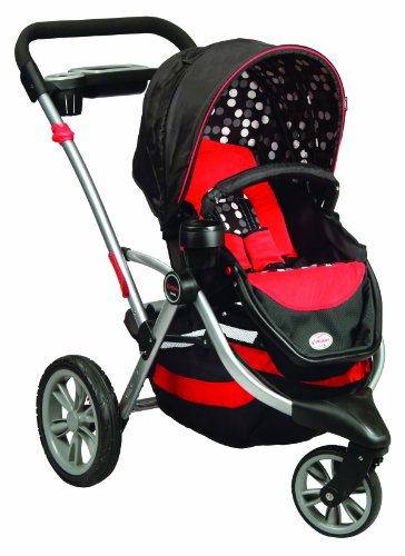 New Contours Options 3 Wheel Stroller, Berkley