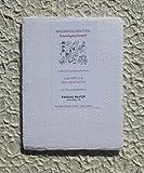 handgeschöpftes Büttenpapier Aquarellpapier A6 10 Bogen