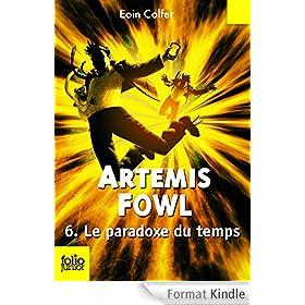 Artemis Fowl (Tome 6) - Le paradoxe du temps