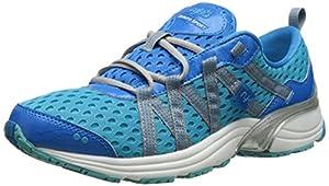RYKA Women's Hydro Sport Water Shoe ,Detox Blue/Twinkle Blue/Chrome Silver,10.5 M US