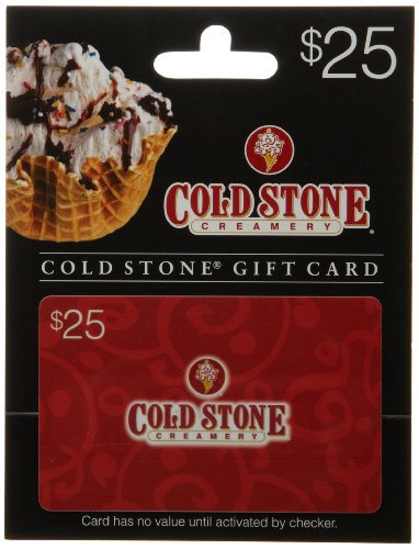 Cold Stone Creamery Gift Card $25 image