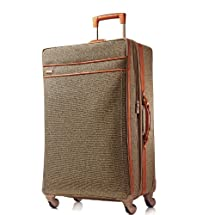 Hartmann Tweed Belting Mobile Traveler Expandable Spinner 30
