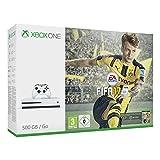 Xbox One S 500GB Konsole - FIFA 17 Bundle