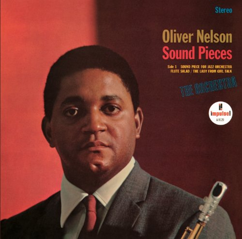 oliver nelson - sound pieces impulse a-9129