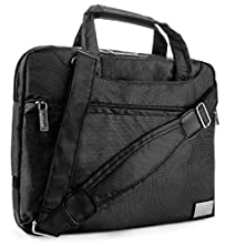 buy Vangoddy Nineo 3-In-1 Hybrid Messenger Bag + Briefcase + Sleeve Carrying System For 11.6 To 13.5 Inch Laptops - Gray