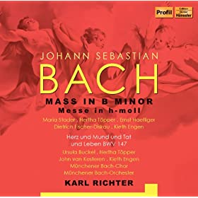 Mass in B Minor, BWV 232: Christe eleison (Soprano)