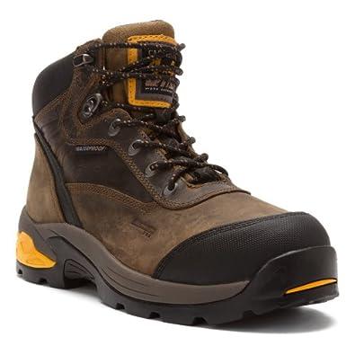 Carolina Mens 5.5 Waterproof Work Leather Boot by Carolina