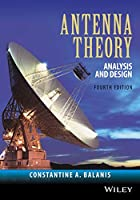 Antenna Theory: Analysis and Design, 4th Edition Front Cover