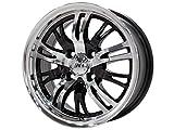 ZEETEX(ジーテックス) スタッドレスタイヤ&ホイールセット Z-ICE1000 スタッドレス 195/55R15 AW(エイブル) 15インチ4本セット