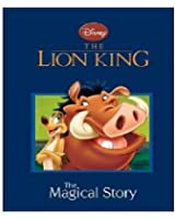 """Disney Magical Story: """"Lion King"""" (Disney Book of the Film)"""