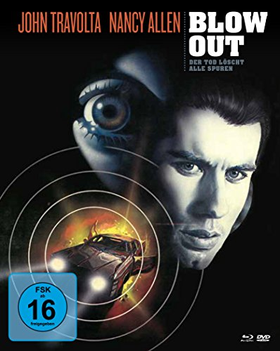 Blow Out - Der Tod löscht alle Spuren - Mediabook (+ 2 DVDs) [Blu-ray]