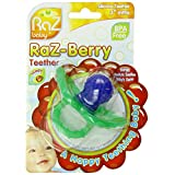 RaZberry Teether - Blue ~ Razbaby