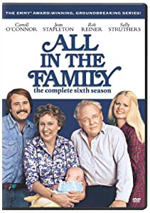 All in the Family: Complete Sixth Season from Sony Pictures Home Entertainment