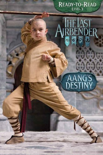 Aang's Destiny (Last Airbender Movie )