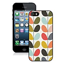buy New Unique Designed Cover Case For Iphone 5S With Orla Kiely (4) Iphone 5S Black Phone Case 336