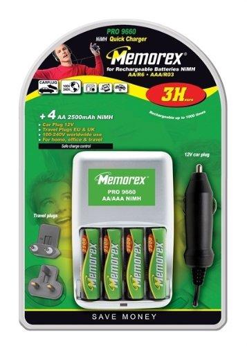 memorex-4-x-r6-nimh-2500mah-compact-charger