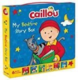 img - for Caillou: My Bedtime Story Box: Boxed set (Clubhouse) book / textbook / text book