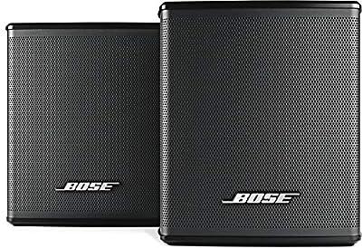 Bose Surround Speakers ワイヤレスリアスピーカー ボーズブラック