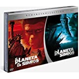 El Planeta de los Simios (1968 + 2001): Remakes Collection [DVD]
