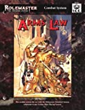img - for Arms Law (Rolemaster Standard System) by C. Charlton (1994-01-01) book / textbook / text book