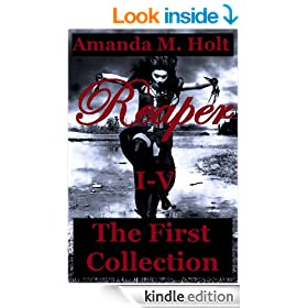 Reaper I - V: The First Collection (Reaper: The Series Book 1)