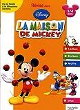 La maison de Mickey de la PS à la MS