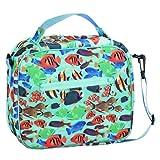 Wildkin Tropical Fish Original Lunch Bag