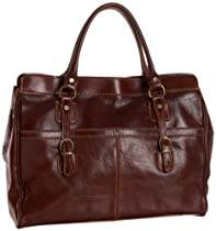 Hot Sale Floto Casiana Mini Handbag, Vecchio Brown, One Size