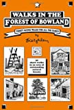 Jack Keighley Walks in the Forest of Bowland: 30 Short Walks in an Area of Outstanding Natural Beauty: 30 Scenic Walks for All the Family