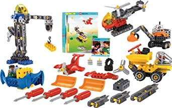 LEGO Education  DUPLO Tech Machines Set 779206 (111 Pieces)