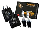 新COBRA(コブラ) HID キット 24V トラック用 35W H8 H11 H16 6000K  3年保証 TS000000774