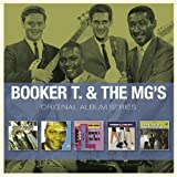Original Album Series Box set, Import Edition by Booker T & Mg's (2012) Audio CD