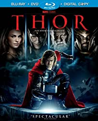 Thor (Blu-ray/DVD with Digital Copy Combo Pack)