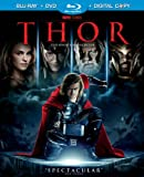 Thor (Blu-ray/DVD with Digital Copy Combo Pack) (Bilingual)