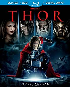 Thor [Blu-ray + DVD + Digital Copy]  (Bilingual)