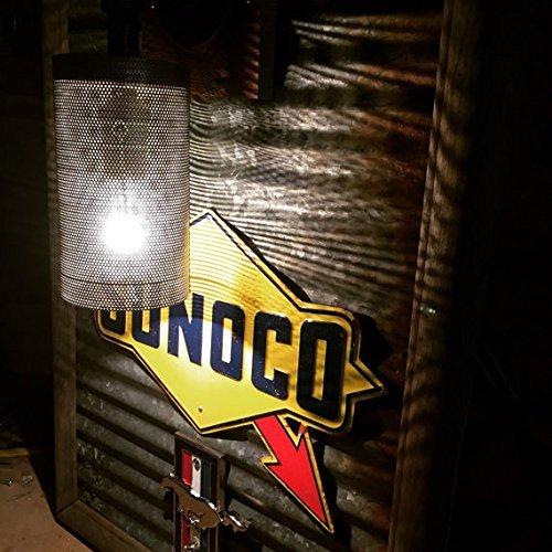 sunoco-motor-oil-ford-mustang-wall-light