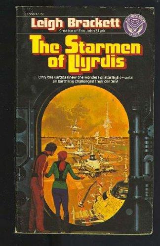 Image for The Starmen of Llyrdis