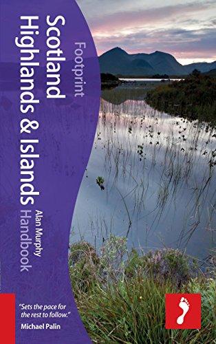Scotland Highland And Islands Handbook (Footprint - Handbooks) front-75884