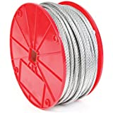 Koch Industries 003251 7 x 19 Galvanized Cable, 5/16-Inch by 200-Feet