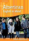 img - for American English in Mind Starter Teacher's Edition book / textbook / text book