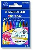 Wachsmalkreide Noris Club 24St Etui hergestellt von STAEDTLER
