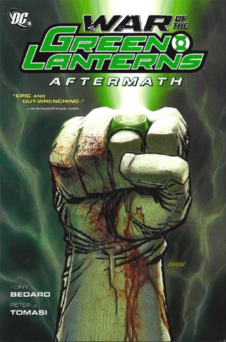 War Of The Green Lanterns Aftermath HC