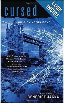 Cursed (Alex Verus) - Benedict Jacka