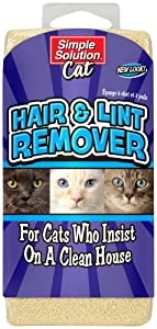 Simple Solution Hair & Lint Remover for Cats