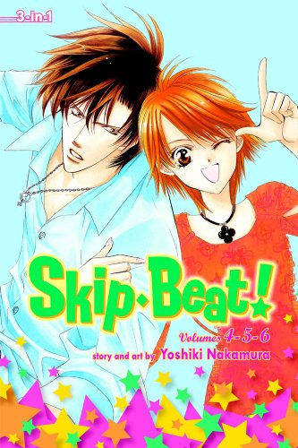 Skip Beat! (3-in-1 Edition), Vol. 4-6