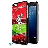 【 Liverpool FC / リバプール 】 海外オフィシャル商品 iPhone6 / iPhone6s (4.7インチ) 3Dハードケース 液晶保護フィルム付 [並行輸入品]